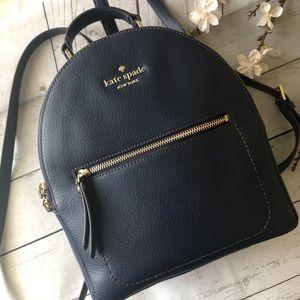 KATE SPADE Thompson Street Brooke Leather Backpack